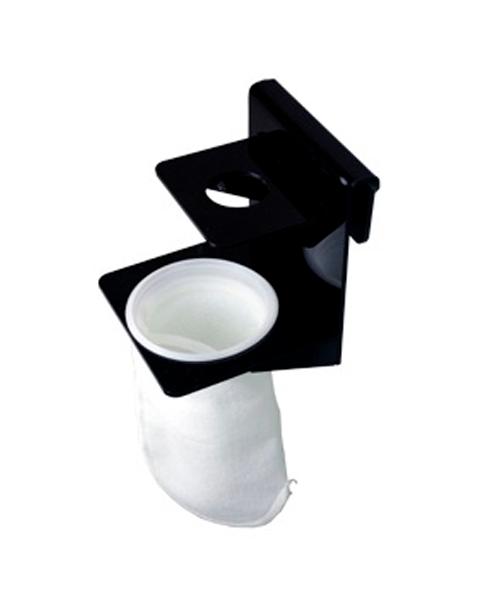 filtro calcetín acuario