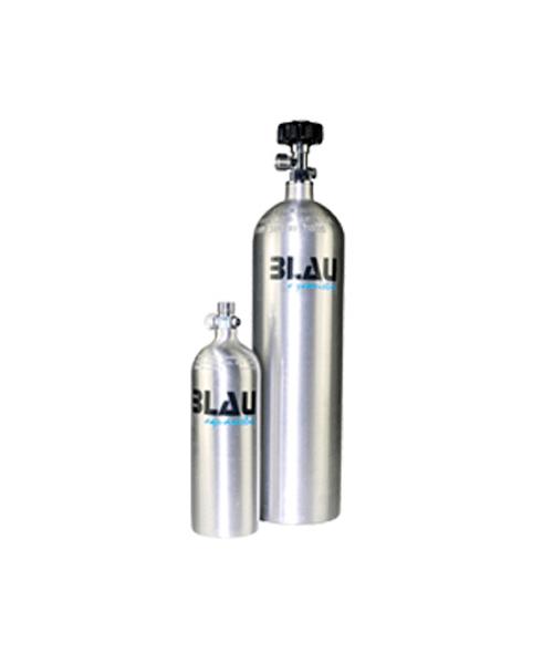 botella co2 acuario