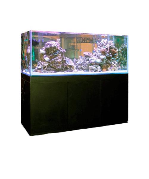 acuario cúbico blau 238 litros