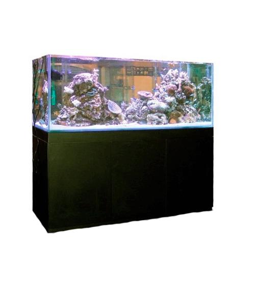 acuario cúbico marino 238 litros